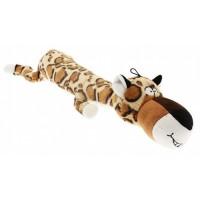 Леопардовый жираф-колбаса